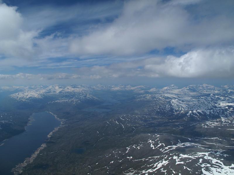 Vole-Litldalen: Aursjøen