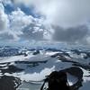 Juvass-Tessevann: Galdhøpiggen
