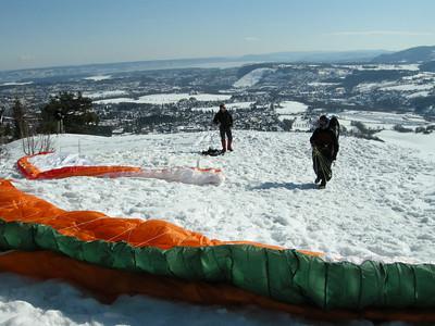 Paragliding 2009