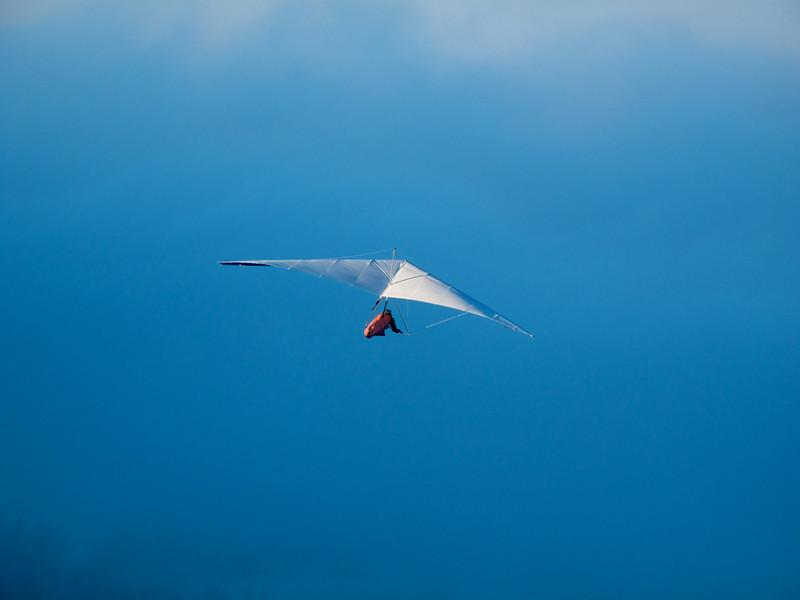 Tåkete dag på Sundvollen - Desember 2009