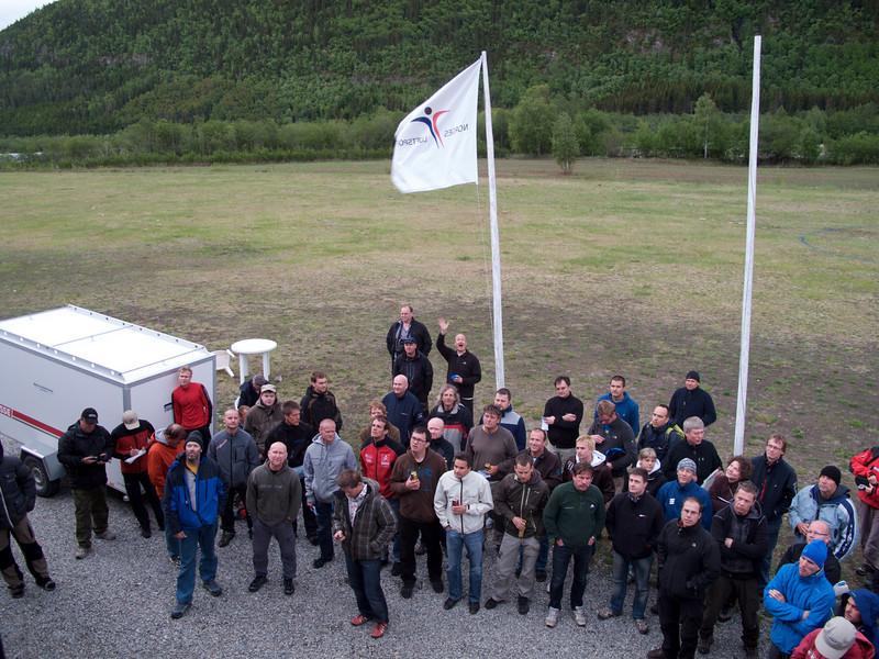Dag 1 Nordic PG Open 2010