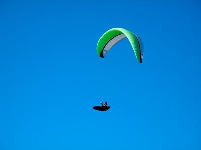 Paragliding 2011