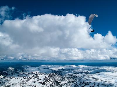 Paragliding 2018