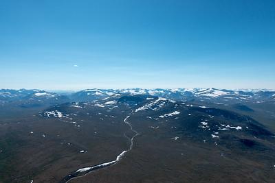 Paragliding 2018: Vol-biv Bøverdalen-Gausdal