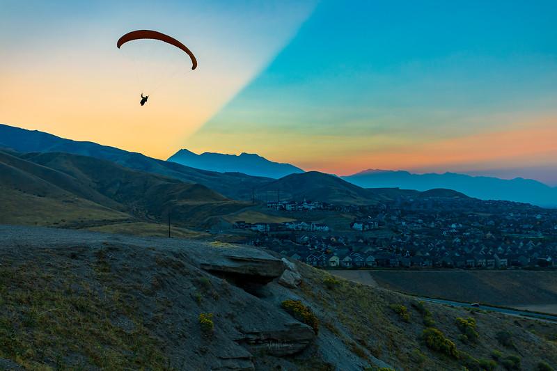 Utah Paragliding