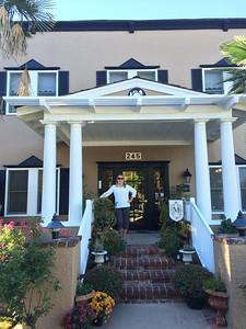 Magnolia Inn, Jacksonville Oregon