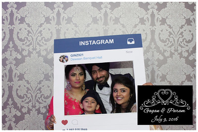 Param & Gagan Engagement party