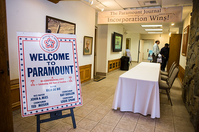 City of Paramount Council Meeting