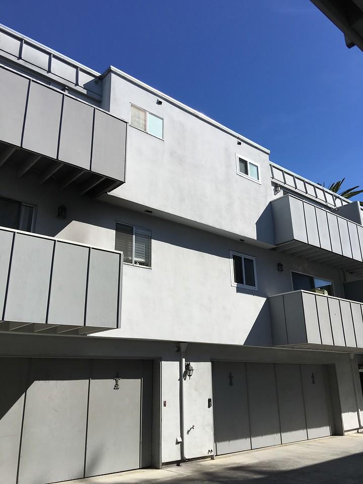 Bathroom (2nd floor) & kitchen (1st floor) vents of 782 & 784, shown as example, complex-wide.