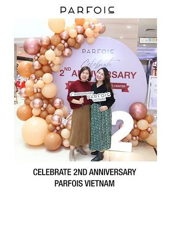 Parfois Vietnam | 2nd Anniversary instant print photobooth @ The Garden Shopping Center Ha Noi | Chụp hình in ảnh ngay tại TP Hà Nội | Ha Noi Photobooth Vietnam