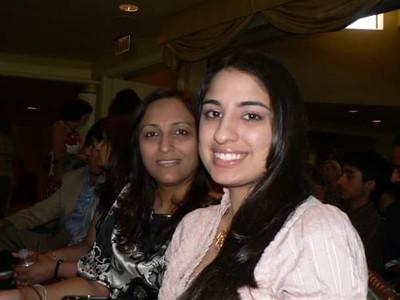 pariket & niket graduation 2009