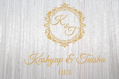 Parikh/Desai  Hotel Avalon Wedding Photo Booth