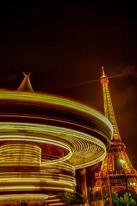 Carousel spin