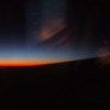 first view i saw when i woke up in the airplane...