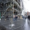 Outside the Centre Pompidou: work of an emerging abstract expressionist?
