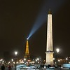 Place de la Concorde with the Luxor Obelisk, a donation from Egypt in 1829. And it fits well into the city's architecture.