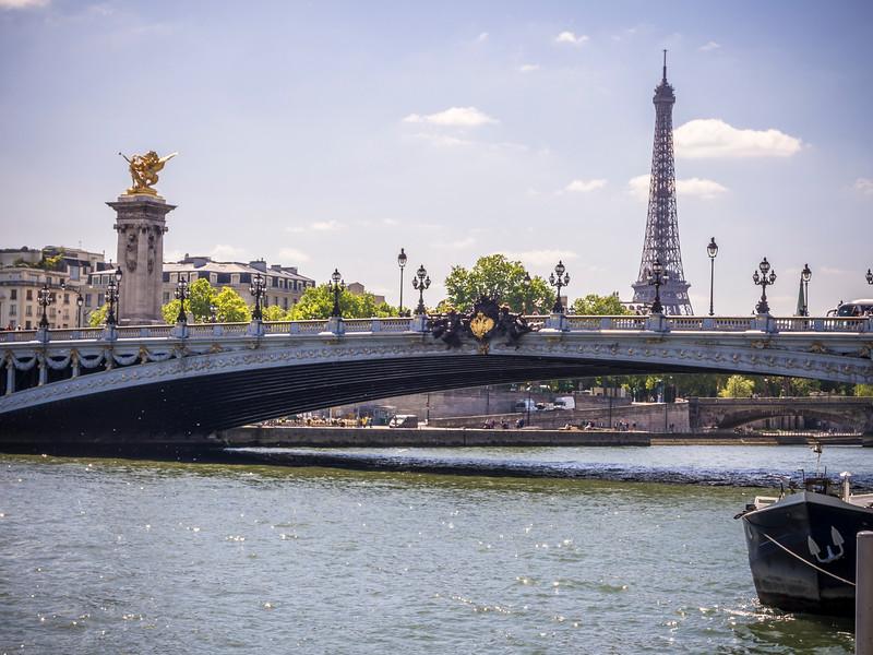 Pont Alexandre, River Seine