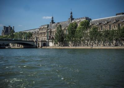 Along the River Seine