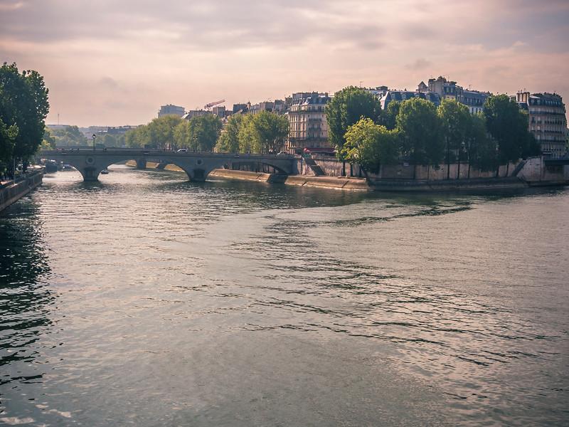 Pont Louis-Philippe & Ile St Louis Paris