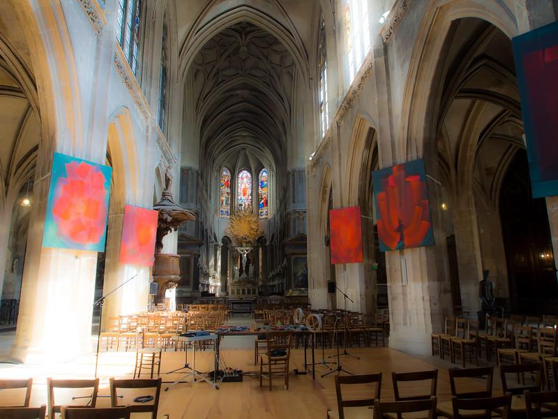 Eglise Saint-Merry Paris