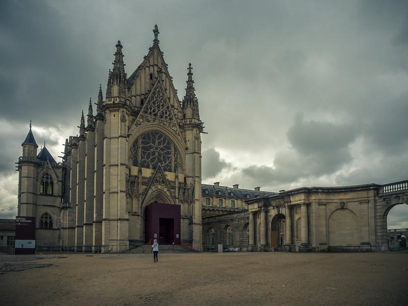 Vincennes Sainte-Chapelle