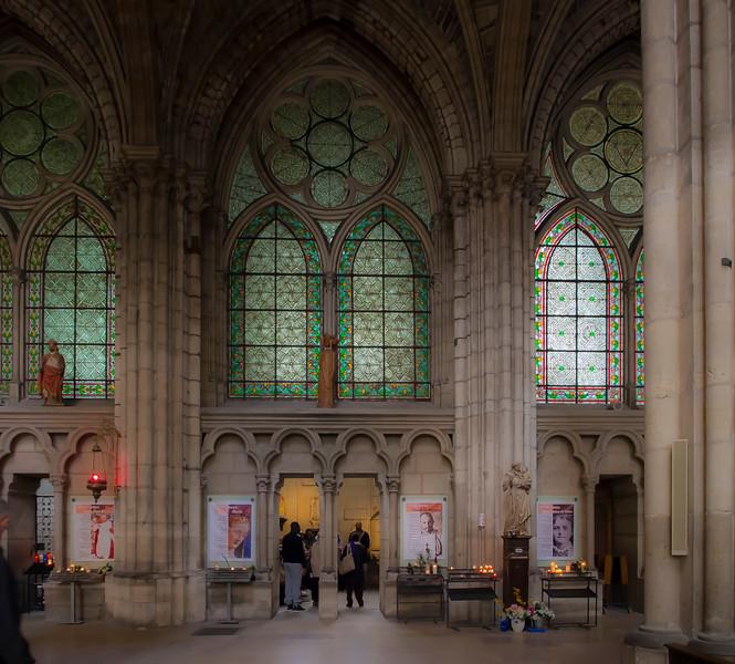 Basilique Cathedrale de Saint-Denis