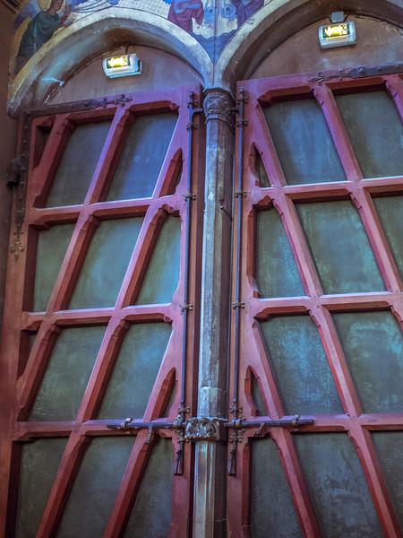 Saint-Chapelle doors