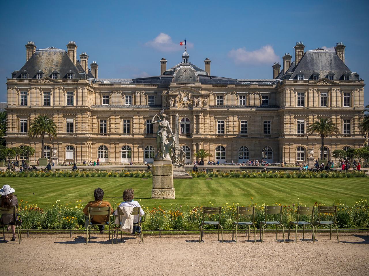 Luxembourg Gardens Paris