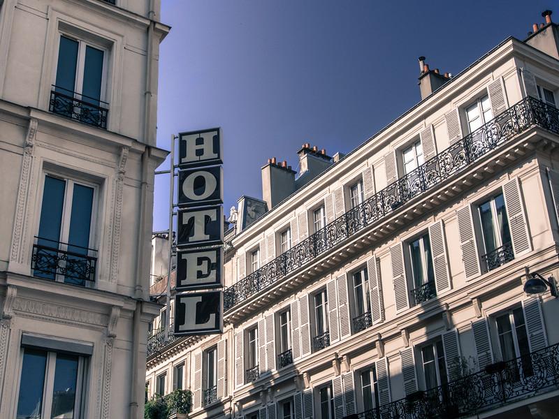 Hotel Saint-Germaine-de-Pres Paris