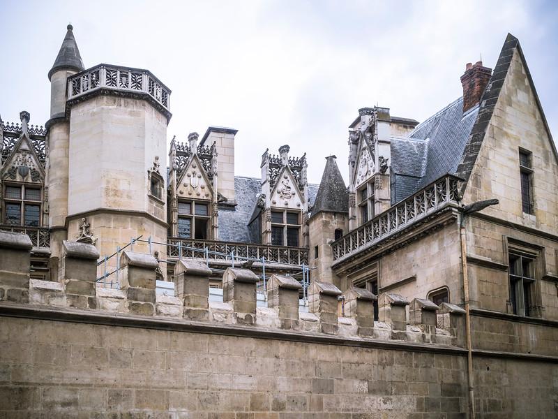 Musee de Moyen Age Paris