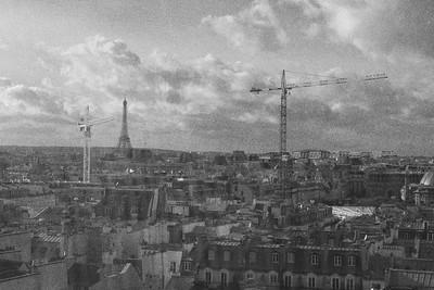 Paris (Film Grain)
