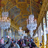 Hall of Mirrors at Palace of Versailles