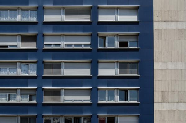 Modern Paris Windows