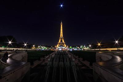 Eiffel Moonflare
