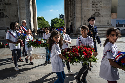 Memorial at Arc de Triomphe