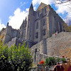 Abbey at Mont Saint-Michel