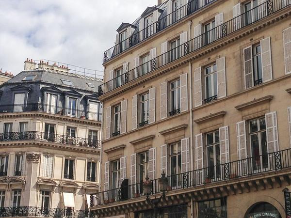 Paris Travel Inspiration: Lovely Rooftops, Windows & Doors