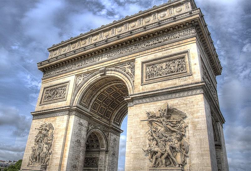 Arc de Triomphe