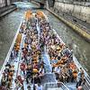 Boat Trip down La Siene