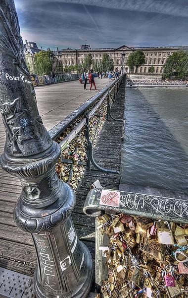 Bridge Across La Seine