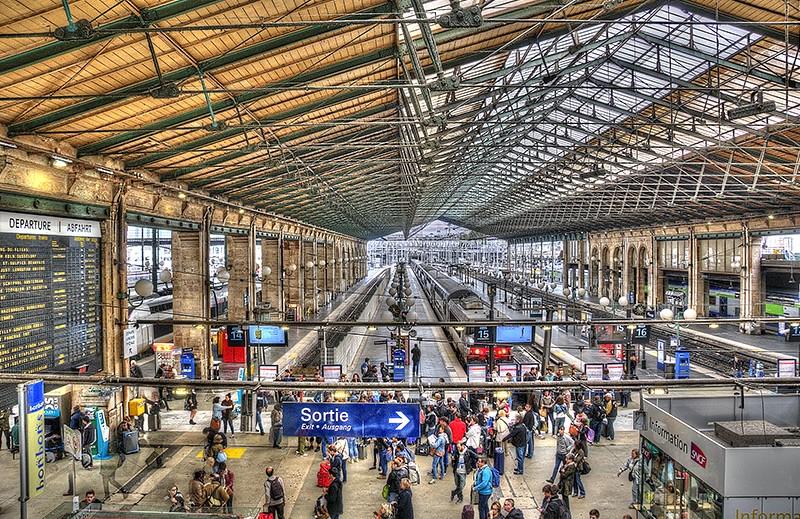 Gard Du Nord Station