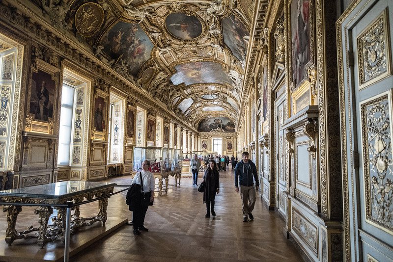 The Palace interior is really beautiful.