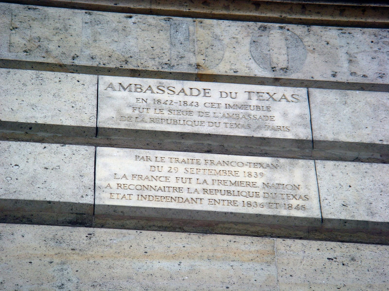 A plaque on the building commemorates the history of the building, which is now a 5 star hotel.