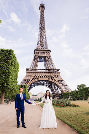 Paris Pre Wedding Photoshoot Sample Paris Photographer Christine Wang
