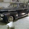 Gord's 1946 Lincoln