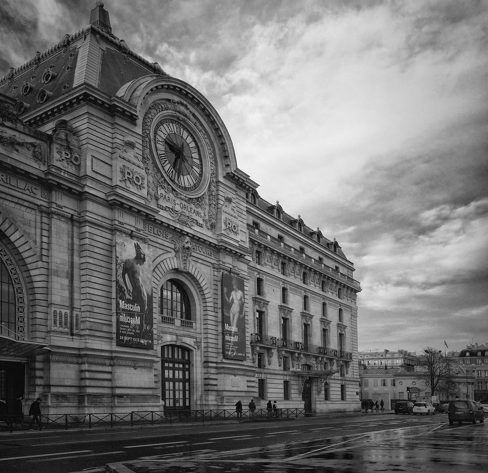 Musee D'Orsay<br /> Paris<br /> 2013