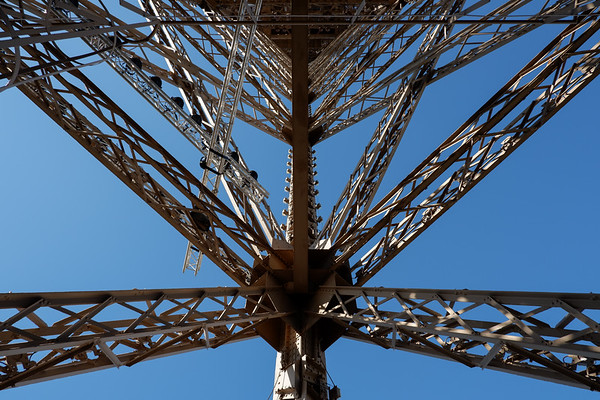 Tour Eiffel 7th arr. September 2018