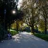 Parc des Buttes-Chaumont<br /> 19th arr.<br /> September 2018