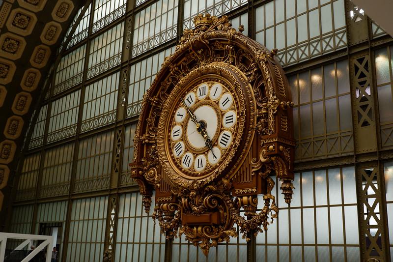 Musée d'Orsay<br /> 7th arr.<br /> September 2018