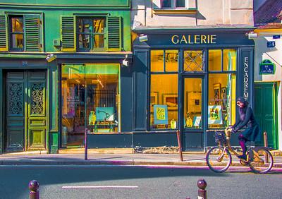 'Vélo Avec Style,' Paris 2016.